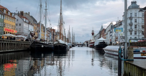 Copenhagen Panoramic Drive Tour (Private)