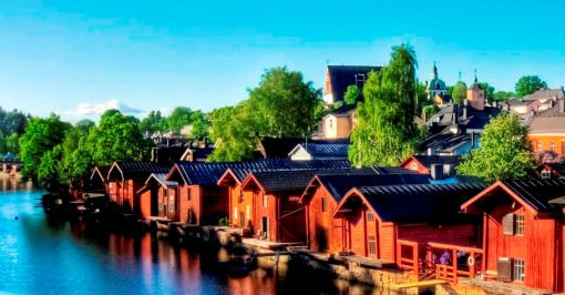 Helsinki & Charming Porvoo (Private)