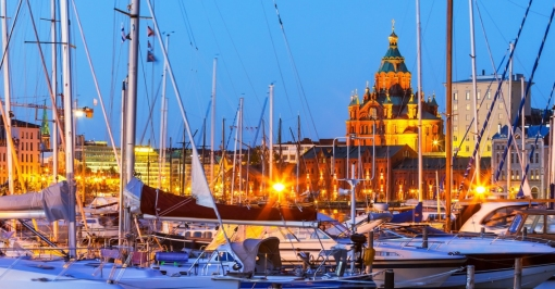 Helsinki City Drive & Walking Tour (Private)