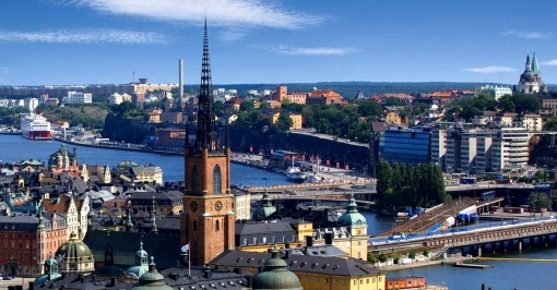 Stockholm Panoramic Drive Tour (Private)