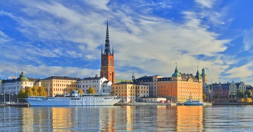 Excursions in Stockholm